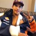 Marc Marquez, operat la umar, in urma cu doua zile, a revenit la Jerez si vrea sa ia startul in cursa din acest week-end
