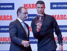 Marca a anuntat numele celui mai bun jucator din campionatul Spaniei