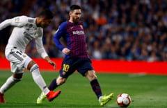 Marca anunta ca meciul FC Barcelona - Real Madrid a fost amanat