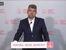 "Marcel Ciolacu: ""Daca motiunea aliantei USR AUR va ajunge la vot in plen atunci PSD o va vota. Vrem anticipate"""