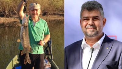 """Marcel Ciolacu, despre liberarea lui Dragnea de la inchisoare: """"Posibil sa mergem la o partida de pescuit daca ii va face placere"""""""