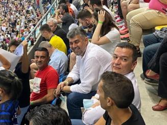 """Marcel Ciolacu, despre măsurile de relaxare ale Guvernului: """"Deci ai voie să faci congrese de mii de oameni în sală, dar să vii să protestezi nu ai voie"""""""