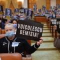 """Marcel Ciolacu, despre revocarea lui Vlad Voiculescu: """"A venit mult prea tarziu pentru multi romani care si-au pierdut viata sau si-au distrus sanatatea''"""