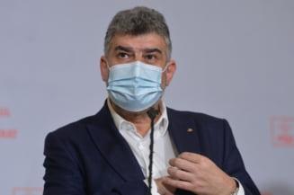 "Marcel Ciolacu, intrebat daca Liviu Dragnea mai are loc in PSD: ""E o discutie care nu-si are rostul in acest moment"""