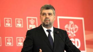 """Marcel Ciolacu, liderul PSD: """"Va spun cu siguranta ca motiunea de cenzura trece. Ma mir ca USR nu o voteaza"""""""