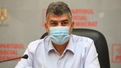 Marcel Ciolacu afirma ca motiunea de cenzura impotriva Guvernului are sanse sa treaca