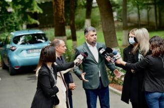 Marcel Ciolacu anunţă că PSD nu are niciun chef să-l suspende din funcţie pe Klaus Iohannis