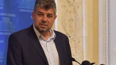 """Marcel Ciolacu apara indirect regimul Viktor Orban si il ataca pe Dacian Ciolos: """"Parca suntem cu capra vecinului"""""""