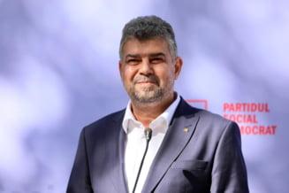 """Marcel Ciolacu cere USR PLUS și AUR să retragă moțiunea și să voteze varianta PSD: """"Eu cred că sunt oameni serioși"""""""