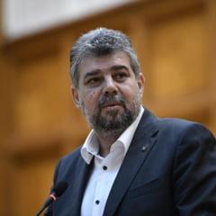 Marcel Ciolacu conduce sedinta comuna a Camerei Deputatilor si Senatului fara a purta masca de protectie. Este a doua oara cand se intampla