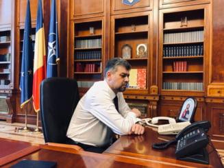 Marcel Ciolacu ii ataca dur pe Ponta si Negoita, dupa ce au anuntat Alianta Pro Bucuresti 2020: Un ajutor pentru Nicusor Dan. PSD o va sprijini in continuare pe Gabriela Firea