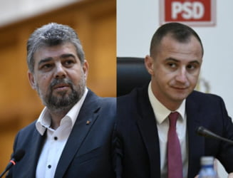 Marcel Ciolacu si Alfred Simonis anunta ca vor demisiona din Parlament. Motivul invocat