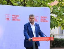 Marcel Ciolacu spera ca majorarea pensiilor cu 40% sa fie votata de PMP, UDMR, Pro Romania, ALDE si independenti