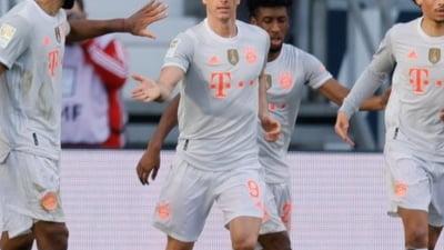 Mare surpriza in Bundesliga. Ce s-a intamplat cu super-campioana Germaniei, Bayern Munchen