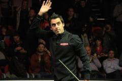 Mare surpriza in finala Mastersului European de snooker de la Bucuresti: Ronnie O'Sullivan a fost invins