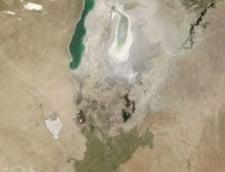 Marea Aral a devenit lac in doar 50 de ani (Galerie Foto)