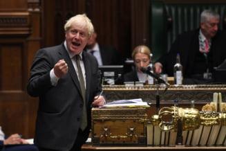 "Marea Britanie: Boris Johnson, acuzat de conservatori de ""dezordine, debandada, rebeliune"""