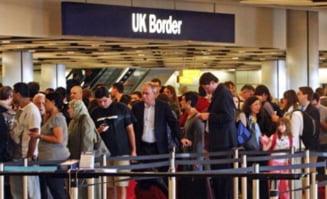 Marea Britanie: Oprirea imigratiei ar costa 18 miliarde de lire in cinci ani