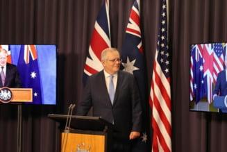 Marea Britanie, SUA si Australia: pact menit sa contracareze China - Alianta impotriva dragonului rosu