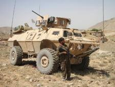 Marea Britanie, dispusa sa colaboreze cu talibanii daca acestia vor ajunge la putere in Afganistan