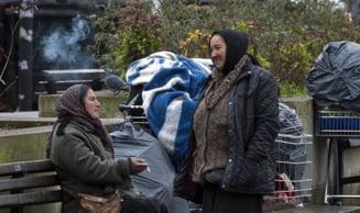 Marea Britanie, noi probleme cu imigrantii din Romania care s-au inmultit peste asteptari