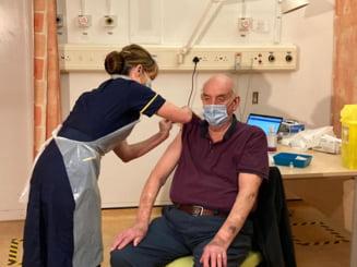 Marea Britanie, prima tara din lume care incepe vaccinarea anti-COVID cu serul dezvoltat de AstraZeneca si Universitatea Oxford