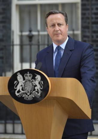 Marea Britanie amana o cerere oficiala de iesire din UE. Cameron nu activeaza Articolul 50