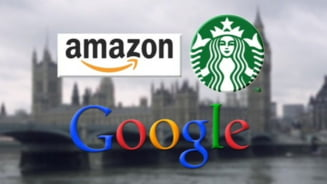 Marea Britanie ataca Google, Starbucks si Amazon: Cine pierde?
