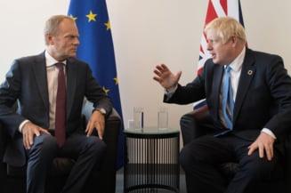 Marea Britanie cere iar amanarea Brexitului. Intalnire de urgenta duminica la Bruxelles