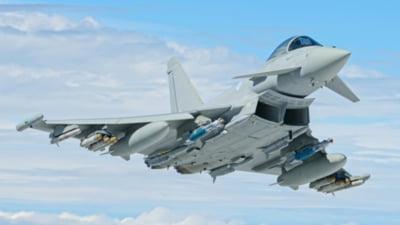 Marea Britanie scoate la vânzare 30 de avioane militare Typhoon Tranche 1. Ce țări arabe sunt interesate de ofertă