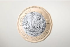 Marea Britanie va avea o noua moneda de o lira sterlina, cea mai sigura din lume