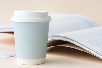 Marea Britanie vrea sa introduca o taxa pe paharul cu cafea