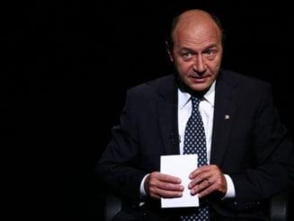 Marea frica a lui Traian Basescu (Opinii)