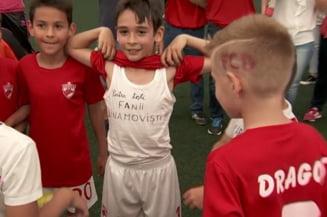 Marea revansa! Juniorii lui Dinamo au umilit Steaua in derbiul de traditie