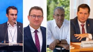 Marea rocada de la alegerile locale: ce primarii si consilii judetene s-au schimbat intre partidele politice