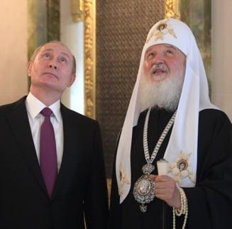 Marea schisma a Bisericii Ortodoxe: Putin pierde influenta religioasa in estul Europei. Pericol de tensiuni in regiune