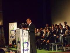 Marea tema de tara lansata de Basescu la Piatra Neamt: Unirea Romaniei cu Basarabia