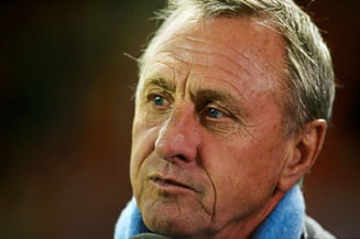 Marele Cruyff: Sahtior poate elimina Barcelona!