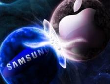 Marele razboi Apple-Samsung, din nou la tribunal