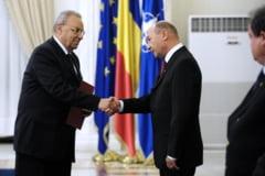 Marga: Si Basescu sustine expulzarea ambasadorului Siriei