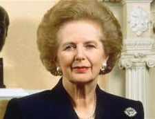 Margaret Thatcher, preocupata de imagine - La coafor o data la trei zile
