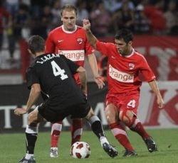Margaritescu, facut sa planga de fanii lui Dinamo