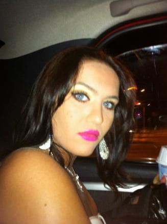 Margherita din Clejani, prinsa la volan sub influenta drogurilor. A lovit o masina in Bucuresti