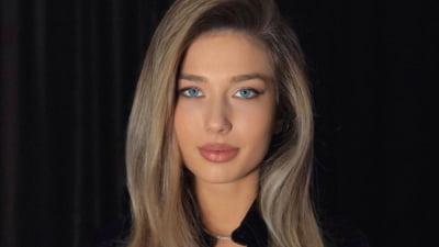 Maria, fiica lui Anghel Iordanescu, da lovitura in televiziune