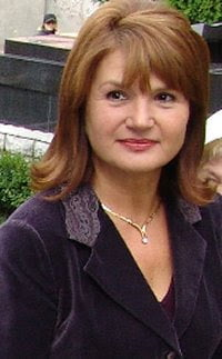 Maria Basescu nu voteaza la referendum
