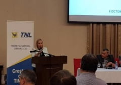 Maria Forna, noul presedinte al TNL Cluj. S-a votat o noua conducere