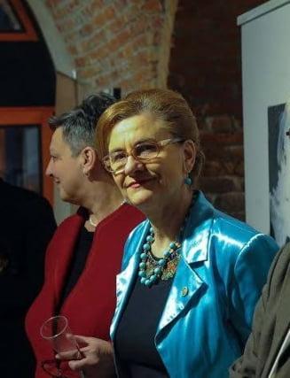 Maria Grapini, o noua gafa: Slava Domnului, jumatate dintre romani sufera de reumatism!