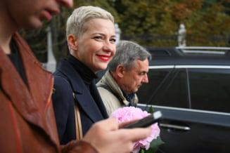 Maria Kolesnikova, figura de prim-plan a opozitiei din Belarus, si-a rupt pasaportul pentru a nu fi deportata cu forta in Ucraina