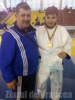 Maria Paraschiv, bronz national la +78 kg