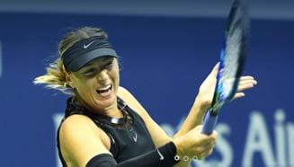 Maria Sharapova, de neoprit la US Open